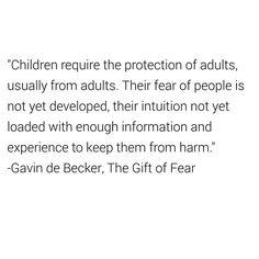 34 Best The Gift Of Fear By Gavin De Becker Images Gavin Oconnor
