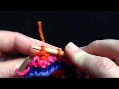 Puntas Four Stitch Balanced Decrease