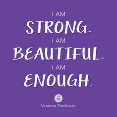 Enough is enough. #quote #confidence #bodyimage #greatist