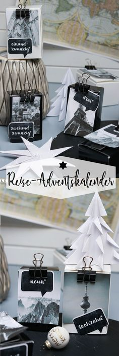 """Advent Calendar """"Around the World"""" – for you with love! - New Diy Gifts Trend Diy Gifts For Mom, Diy Gifts For Friends, Easy Diy Gifts, Christmas Punch, Pre Christmas, Christmas Gifts, Christmas Ideas, Advent Calenders, Diy Advent Calendar"""