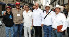 SAGARPA comprometida con campesinos y campesinas de México