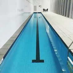 A swimmers most beautiful and long lived dream... 1 single lane to him/herself... magical ain't it ;)