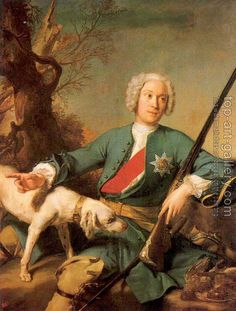 Jean-Marc Nattier ( 1685 – Portrait of Alexander Kurakin The State Hermitage Museum - St Petersburg Peter The Great, Hermitage Museum, Historical Art, Oil Painting Reproductions, Russian Art, French Art, Great Artists, Doge, Illustration Art