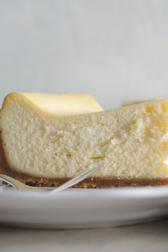 NYT Cooking: If there's one dessert that would least  benefit from innovation, it would have to be New York-style cheesecake. No tricks, no twists