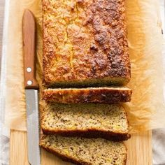 Learn how to prepare this easy Healthy Yellow Squash Bread recipe like a pro. With a total time of only 50 minutes, you'll have a delicious breakfast ready before you know it. Breakfast Dessert, Breakfast Dishes, Yellow Squash Bread Recipe, Spiral Slicer Recipes, Clean Recipes, Cooking Recipes, Applesauce Bread, Savory Bread Recipe, King Soopers