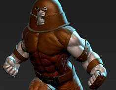 "Check out new work on my @Behance portfolio: ""JUGGERNAUT - ZBRUSH"" http://be.net/gallery/45555691/JUGGERNAUT-ZBRUSH"