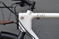 Details we like / Bicycle / White / Frama / Evo / at plllus