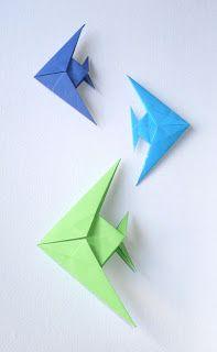 Origami - peces