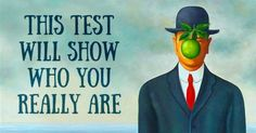 This fascinating test will reveal your true personality