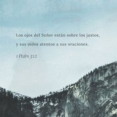 """""""Porque los ojos del #Señor están sobre los justos, Y sus oídos atentos a sus #oraciones; Pero el rostro del Señor está contra aquellos que hacen el mal. ¿Y quién es aquel que os podrá hacer daño, si vosotros seguís el #bien?"""" #1 Pedro 3:12-13 RVR1960 http://bible.com/149/1pe.3.12-13.rvr1960"""