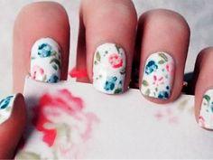 """""""Ανθισμένα νύχια""""   Jenny.gr"""