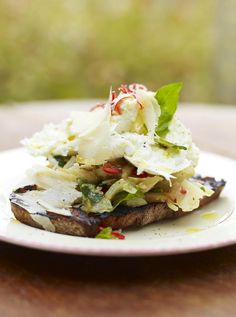 Leftover Bruschetta | Bread Recipes | Jamie Oliver Recipes
