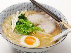 Tonkotsu Ramen....from scratch.  Need to make this...pronto!