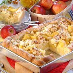 Feiner Apfelkuchen mit Marzipanstreusel und 87.000 weitere Rezepte entdecken auf DasKochrezept.de