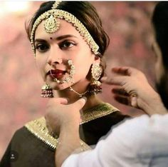 She's going to be the most beautiful bride 💖💖 Can't wait for her bridal look ✨ . Bollywood Celebrities, Bollywood Fashion, Bollywood Actress, Deepika Padukone, Beautiful Bride, Most Beautiful, Indian Goddess, Ranveer Singh, Sabyasachi