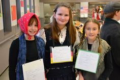 Sixth Graders Step Into Past and Recreate Immigration Days - http://www.mypaperonline.com/sixth-graders-step-into-past-and-recreate-immigration-days.html