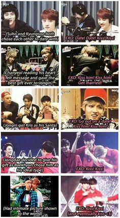 EXO couples