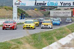 Otomobil burada: İzmir Park'ta Nefesler Kesildi