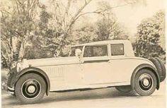 1929 - 1930 Bugatti T46 Speed Sedan