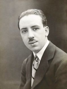 Sir Alfred Hitchcock (8/13/1899 - 4/29/1980) as a young man