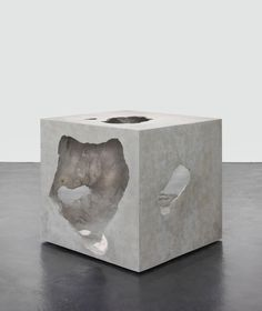 The presence of absen... • Artwork • Studio Olafur Eliasson