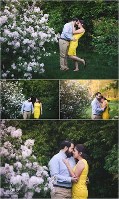 blooming spring flowers - engagement photography - so emotional Bad Picture, Picture Ideas, Engagement Photography, Engagement Session, Couple Pictures, Photo Poses, Spring Flowers, Photo Sessions, Bloom