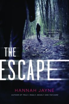 """The Escape""  ***  Hannah Jayne  (2015)"