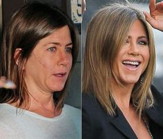 a photo of Jennifer Anniston without makeup! a photo of Jennifer Anniston without makeup! Actress Without Makeup, Celebs Without Makeup, Jennifer Aniston Without Makeup, Jennifer Aniston Hair Color, Beauty Makeup, Hair Makeup, Hair Beauty, No Makeup, Power Of Makeup