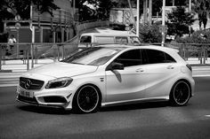 Mercedes - Benz, A-Class, A250, Sport, Admiralty, Hong Kong (by Daryl Chapman's - Automotive Photography)