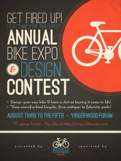 Virger Bike Expo & Design Contest | Ads of the World™