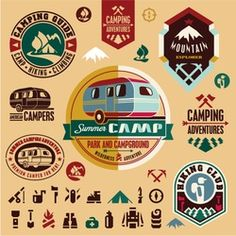 Find Camping Icons Camping Equipment Mountain Camper stock images in HD and millions of other royalty-free stock photos, illustrations and vectors in the Shutterstock collection. Thousands of new, high-quality pictures added every day. Camping Icons, Camping Guide, Camping Survival, Survival Gear, Family Camping, Tent Camping, Camping Gear, Camping Hacks, Outdoor Logos
