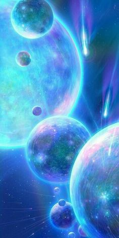 """Space And Astronomy Wallpaper. By Artist Unknown.psychonauticsymphony: """" Architectural Worlds Planets Wallpaper, Galaxy Wallpaper, Screen Wallpaper, Wallpaper Backgrounds, Space Planets, Space And Astronomy, Astronomy Science, Hubble Space, Space Telescope"""