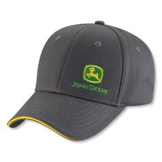 John Deere Drivers Side Cap - Hats - Men's | RunGreen.com