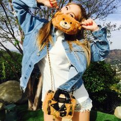 CL so cute