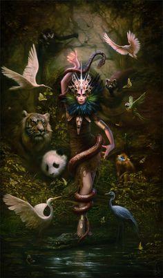 Illustrations by Melanie Delon