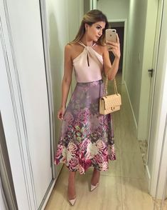 It's possible to terminate wanting to know the best way to choose to perform to appear as stylish as you do outside the workplace. Summer Wedding Outfits, Summer Work Outfits, Summer Dresses, Work Fashion, Fashion Outfits, Womens Fashion, Fashion Design, Classy Outfits, Beautiful Outfits