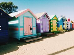 Brighton Beach Melbourne   christyl   VSCO Grid