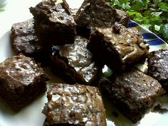 Jillian Michaels brownie recipe...only 85 calories!