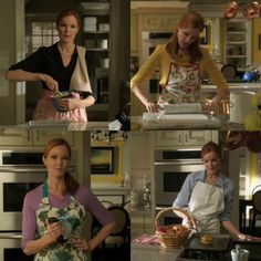 cute aprons -Bree van de Kamp (Desperate Housewives)