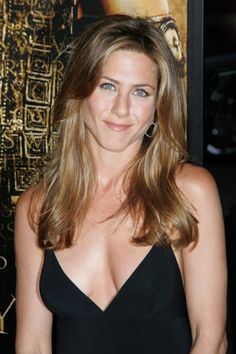 Pin for Later: 24 Celebrities Who Have Probably Found the Fountain of Youth Jennifer Aniston — 2004