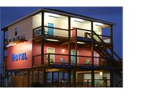 Ocean Village Hotel, Surfside Beach, Texas