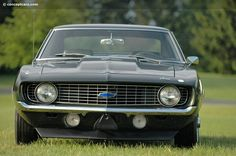 Auction results and data for 1969 Chevrolet Camaro (Pace Car, Z/28 ...