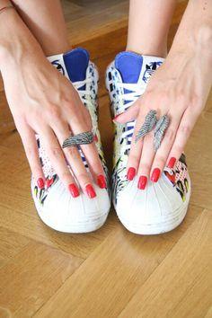 Anelli argento e diamanti rose cut. .Nes style