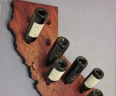 I needed a wine rack. Most of the ones on the market that I liked were too expensive. This idea was inspired by Scoochmaroo's String Art Map of California. My needs were to hold a case of wine, 12 bottles. I'll stock between 6-12 at any given time. So this was made for that purpose. The borders that we call home have a special place in many peoples hearts. Try and find a Texan without one belonging that doesn't display the outline of that state. Please don't simply recreate this…