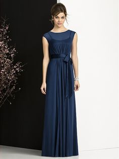 After Six Bridesmaids Style 6676 http://www.dessy.com/dresses/bridesmaid/6676/#.UjRykT-mVqw