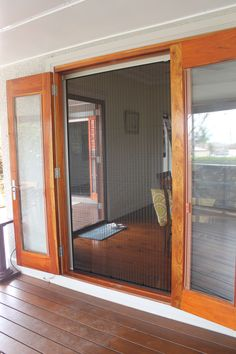 Screen Doors For French Doors That Open Out