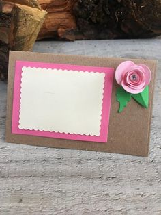 This listing is for 10 place cards with pink flower detail. The place cards are left blank for you to write your guests names onto them. Place Card Dimensions: Length Height (once folded in half) Space for writing guests names: Length Height cm Favor Boxes, Handmade Wedding, Pink Flowers, Color Schemes, Place Cards, Wedding Decorations, Names, Events, Writing