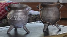 Bronze Cauldrons based on 14th century finds in southwest Scotland