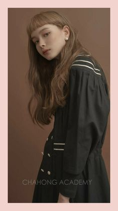 Pin by Nathalia on girls Pretty People, Beautiful People, 3 4 Face, Korean Fashion Online, Poses References, Aesthetic People, Grunge Hair, Looks Cool, Ulzzang Girl