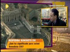 Despedida del Papa Benedicto XVI  -  (1/2)